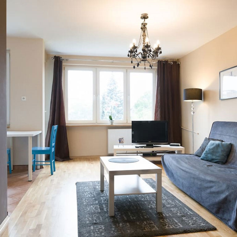 Apartament Broniwoja |