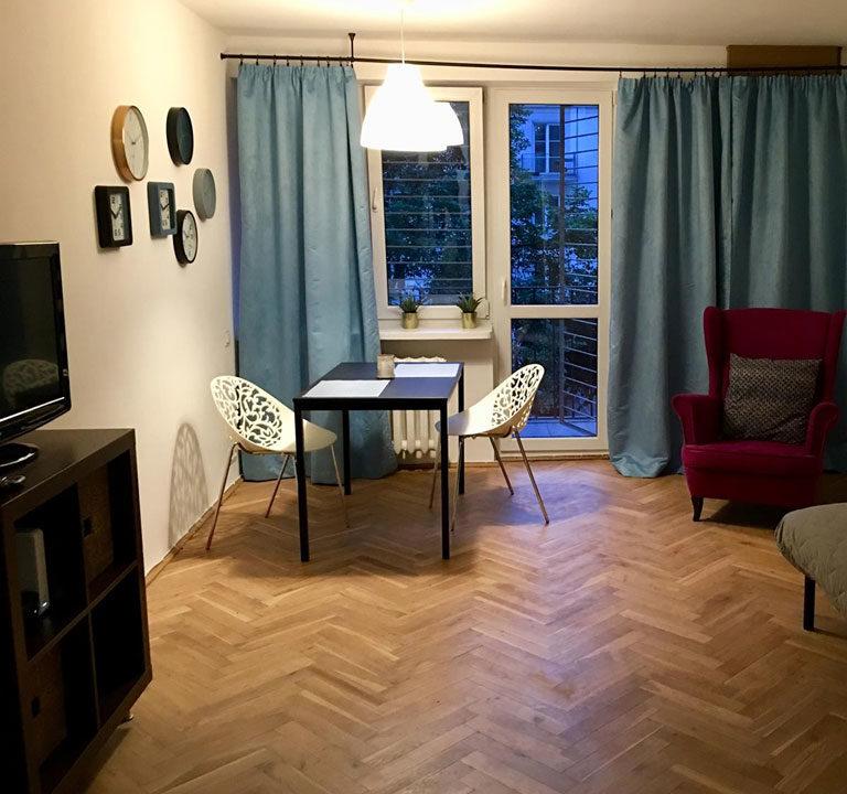 Apartament Dąbrowskiego I |