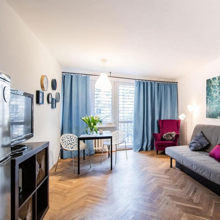 Apartament Dąbrowskiego II |