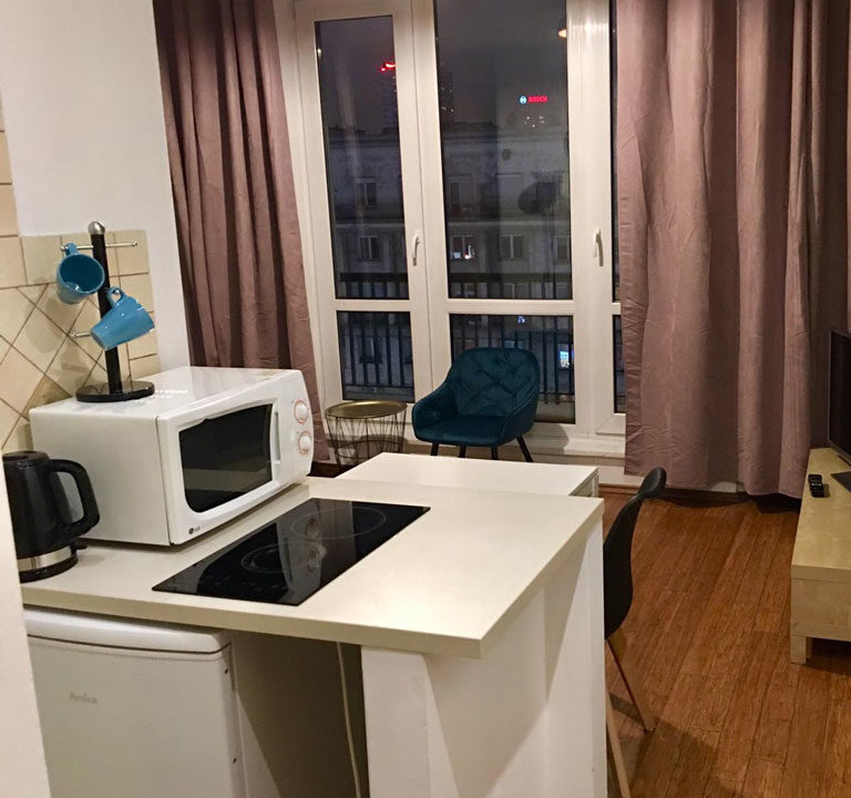 Apartament Jerozolimskie I |